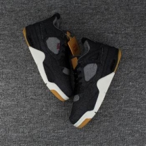 china cheap AJ4 LEVI S shoes