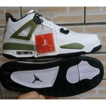 wholesale nike air jordan 4 shoes aaa