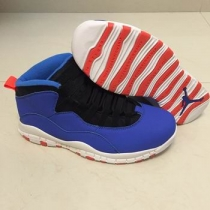 china wholesale jordan 10 shoes men