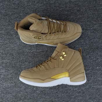 buy cheap nike air jordan 12 shoes women