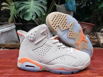 china nike air jordan 6 shoes for sale online