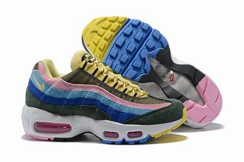 women Nike Air Max 95 shoes wholesale discount