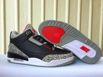 cheap air jordan 3 shoes aaa from china
