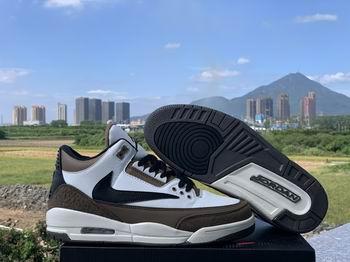 cheap air jordan 3 shoes aaa in china