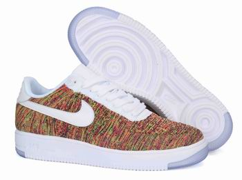 china nike Air Force One flyknit shoes