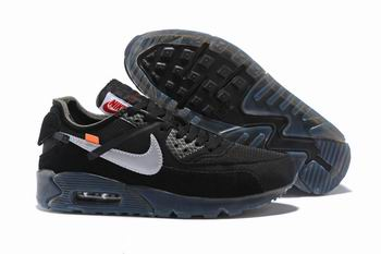 7c366b6ad1e cheap nike air max 90 shoes off white from china