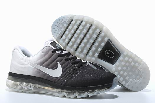 Nike Air Max 2017 Women's Running Shoes Pure Platinum