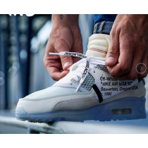 china cheap Nike Air Max90 X Off White shoes free shipping