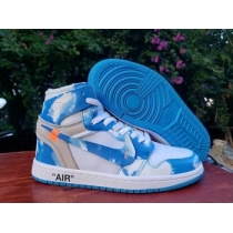 free shipping nike air jordan 1 shoes off white discount