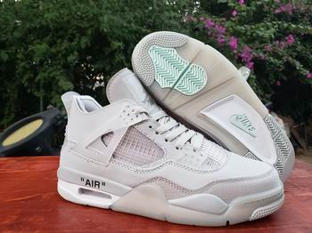 free shipping nike air jordan 4 shoes for sale online