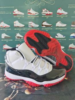 china nike air jordan 11 shoes aaa for sale online
