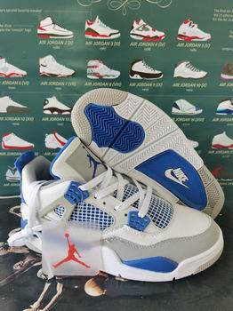 china nike air jordan 4 shoes aaa for sale online