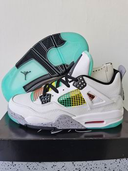 china cheap women nike air jordan 4 shoes aaa