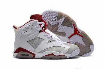 wholesale nike air jordan 6 shoes
