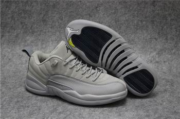 buy popular 9258e 832eb cheap nike air jordan 12 shoes men online