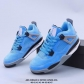 buy cheap nike air jordan 4 shoes aaa in china